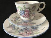 Royal Stafford Art deco cup saucer & plate set